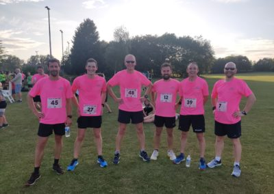 Tour of MK 2019 - looking fabulous in pink
