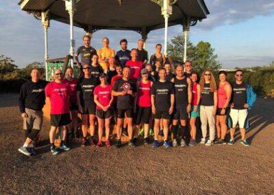 Striders 5K challenge